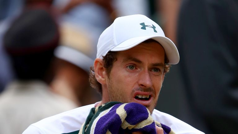 Marin Čilić is in the Wimbledon Final!