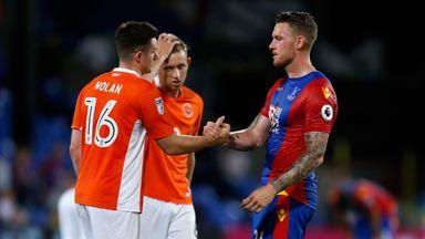 Eddie Nolan (left): Signs for Crewe