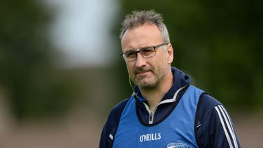 Peter Creedon is parting ways with Laois