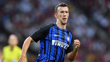 Ivan Perisic netted for Inter in the victory