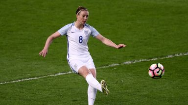 England Women midfielder Jade Moore has demanded a repeat performance against Spain
