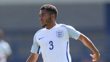 Dasilva captained England's U19s to European Championship victory
