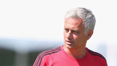 Jose Mourinho still wants two new faces at Manchester United