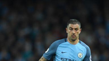 Aleksandar Kolarov has signed a three-year deal with Roma