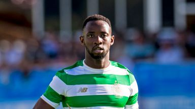 Moussa Dembele came off the bench in defeat to Lyon