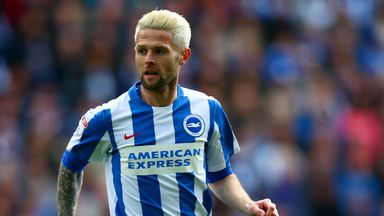 Oliver Norwood has been made available for loan this summer by Brighton
