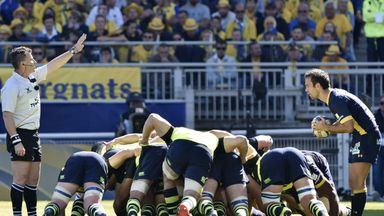 Three of the trialled laws relate to the scrum in a bid to make it a fairer contest