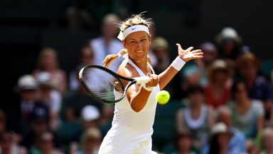 Victoria Azarenka has not played since reaching the fourth round at Wimbledon