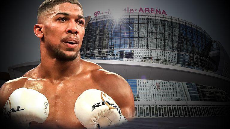 AJ in Vegas