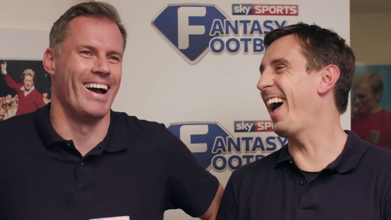 Neville Carragher Fantasy Football