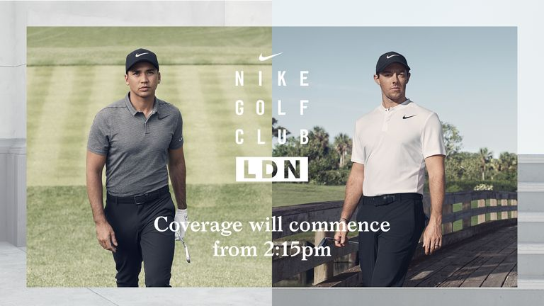 Watch Rory McIlroy take on Jason Day in the Nike Golf Club challenge
