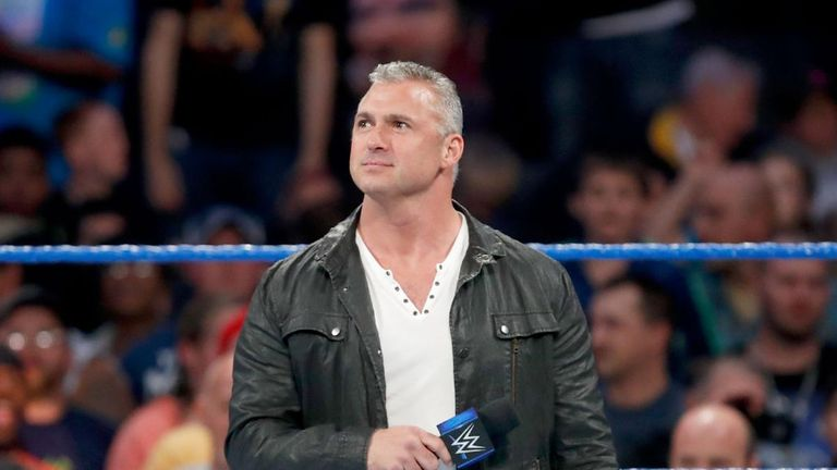 Shane McMahon is expected back on Smackdown on Tuesday night,