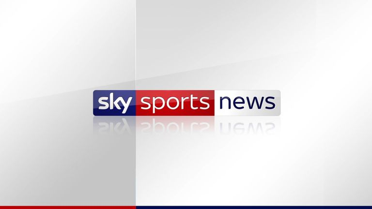 The very latest news brought to you by the UK's leading sports channel; Sky Sports News.
