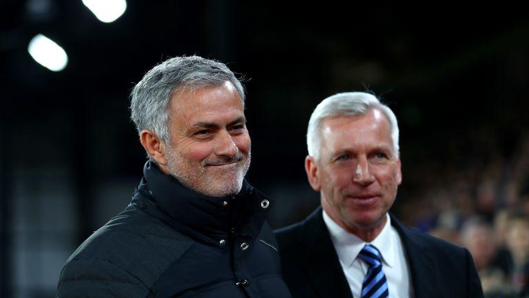Jonny Evans could still play for Man Utd, says Alan Pardew