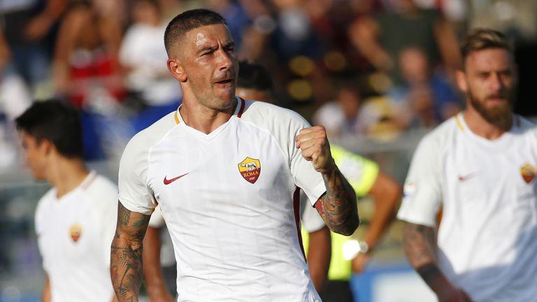 Aleksandar Kolarov scored on his Roma debut to secure a narrow victory at Atalanta
