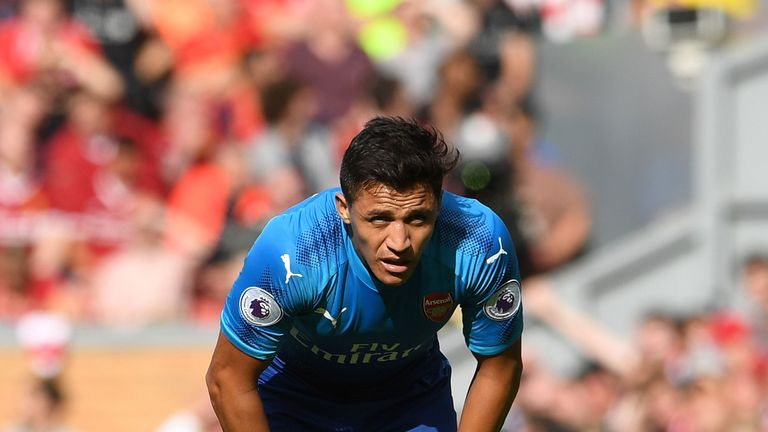 Arsenal should sell Alexis Sanchez to Man City, says Neville
