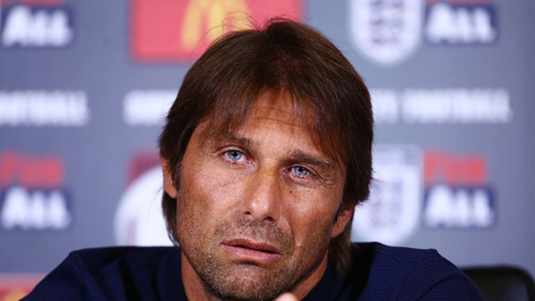 Antonio Conte believes Chelsea need stronger foundations for the future