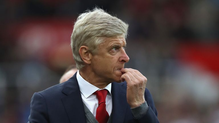 Arsene Wenger is under renewed pressure after a heavy defeat to Liverpool