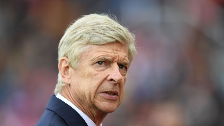 Arsene Wenger insists Arsenal were denied a goal and a penalty at Stoke