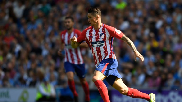 Atletico Madrid striker Fernando Torres could be a free agent in July