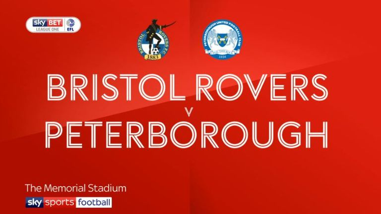 Match Preview - Bristol R vs Peterboro | 12 Aug 2017