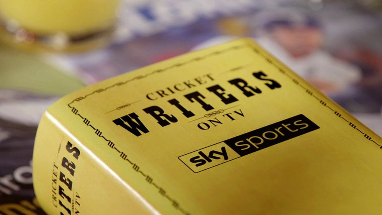 Cricket Writers On TV - Sky Sports