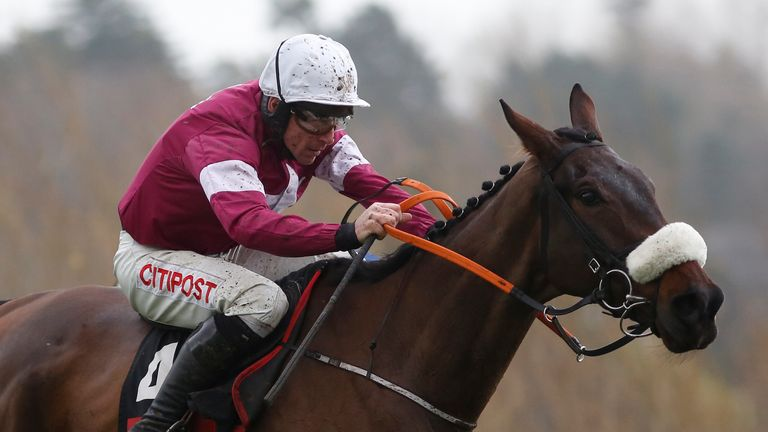 Davy Russell: Landed Fairyhouse Sunday feature
