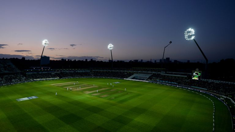 England will be involved in the first day-night Test in New Zealand