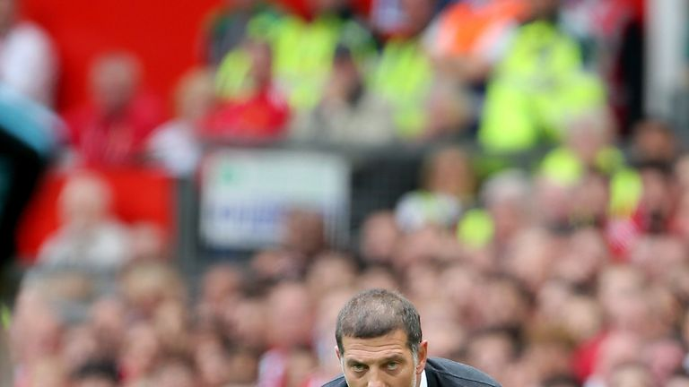 Slaven Bilic's West Ham secured their first win of the season with victory over Huddersfield