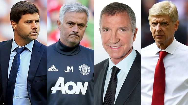 Graeme Souness has given his verdict on the managers of the top seven
