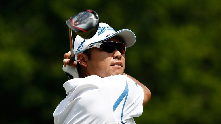 WGC Bridgestone Invitational: Hideki Matsuyama equals course record to win