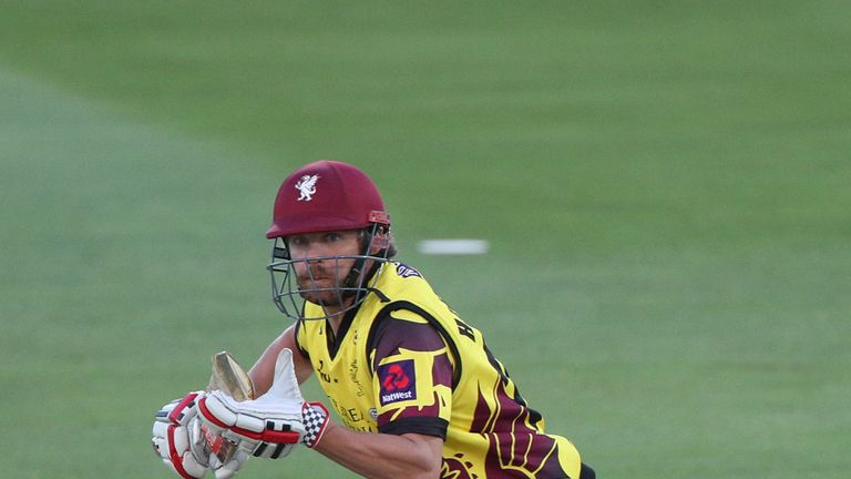 James Hildreth has scored 293 runs for Somerset in their run to the quarter-finals