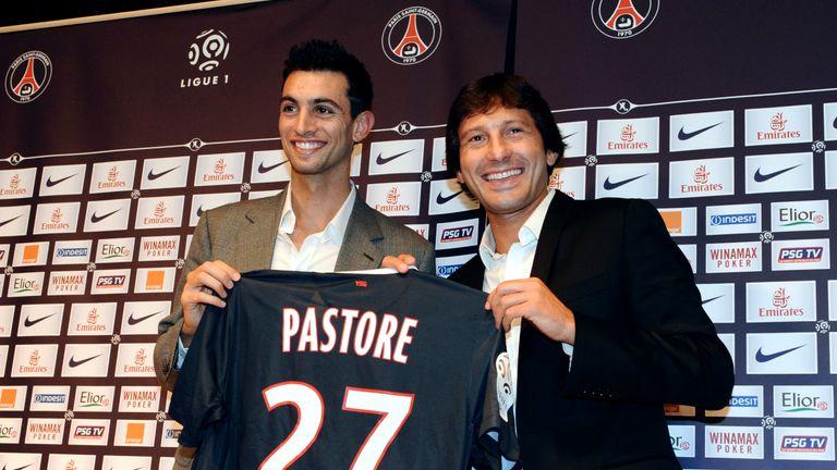 Javier Pastore was Paris Saint-Germain's first major signing under QSI