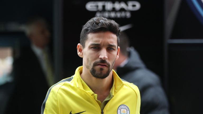 Jesus Navas Officially Re-Signs for Sevilla After Leaving Manchester City