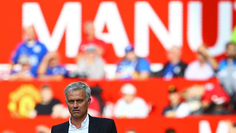 Bolt says Jose Mourinho is the right man for Manchester United