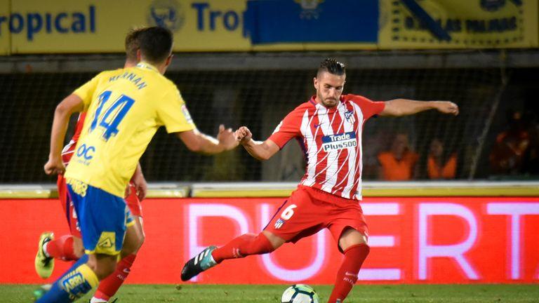 Koke has emerged as one of La Liga's best midfielders