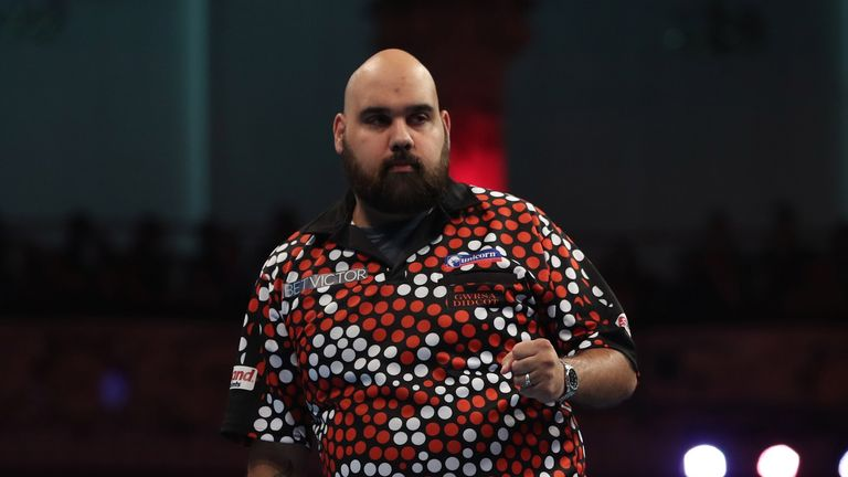 Kyle Anderson beat Kevin Painter to win his first title on the PDC Tour