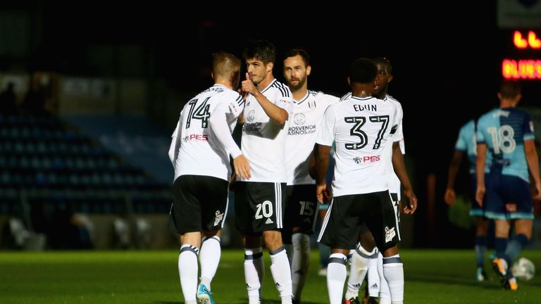 Fulham nicked a draw at Reading