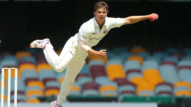 Mitchell Swepson was called up to replace Mitchell Starc