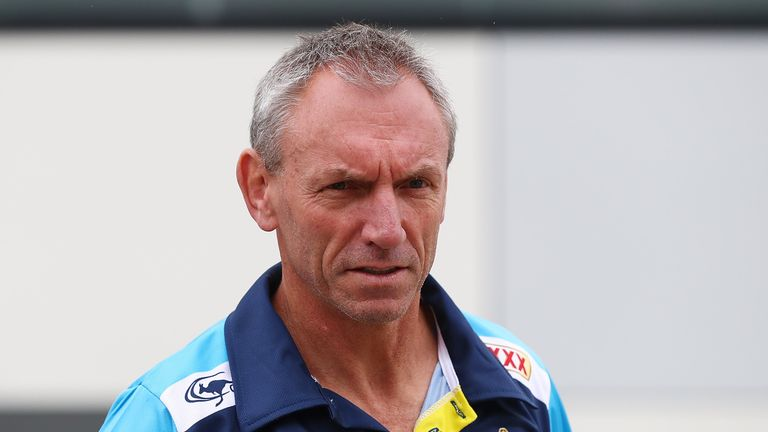 The Titans have denied that the players were behind Neil Henry's sacking