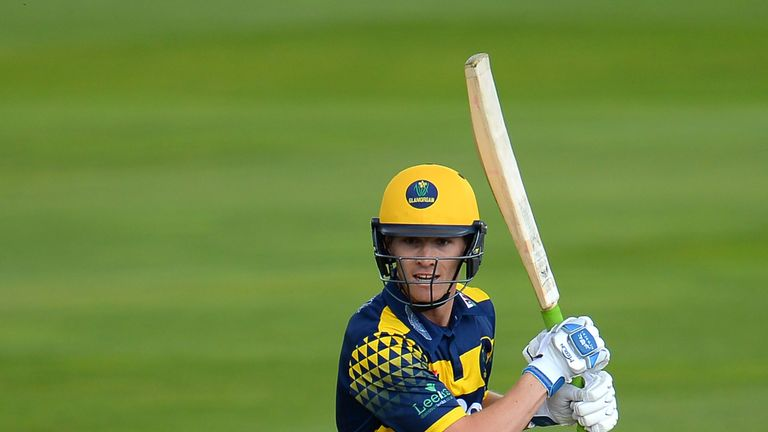 Nick Selman scored 66 for South Group leaders Glamorgan