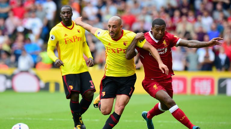 Liverpool drew 3-3 with Watford in last season's opener