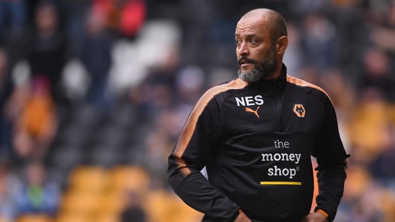 Wolves head coach Nuno Espirito Santo has been charged with misconduct