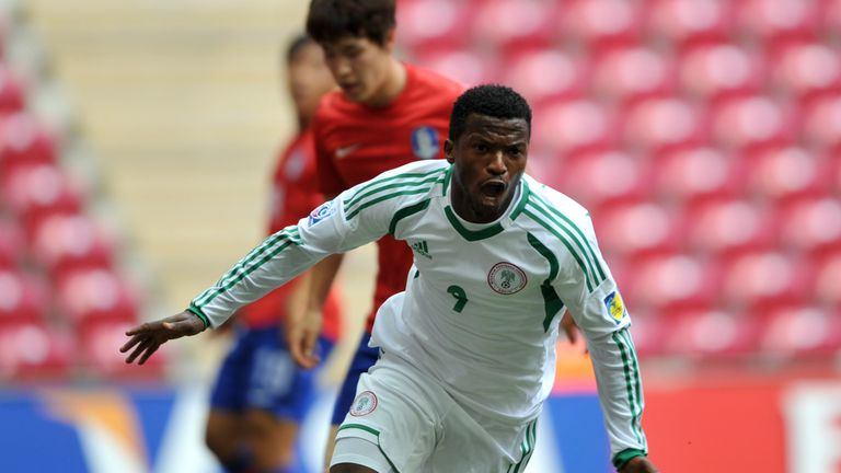 Manchester City set to sign Nigerian striker, Olanrewaju Kayode