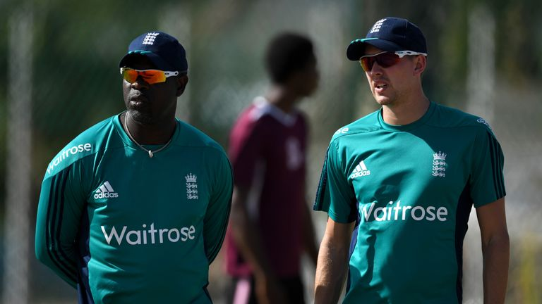 England bowling coach Ottis Gibson favourite for South Africa head coach job