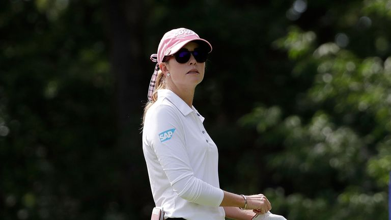 Paula Creamer has missed out on selection in Juli Inkster's side