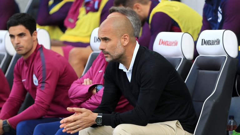 Pep Guardiola is hoping for more guile from his City line-up