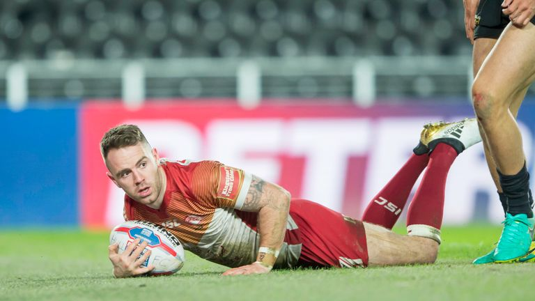 New Leeds signing Richie Myler will face Wakefield on December 26.
