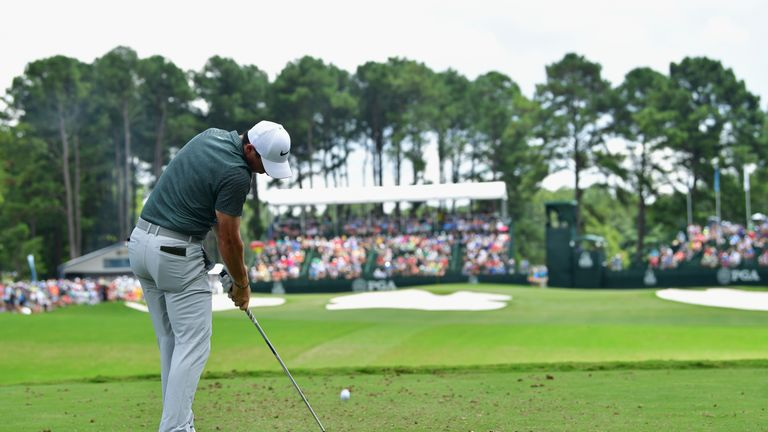 McIlroy effectively took himself out of contention with two bogeys over the first five holes