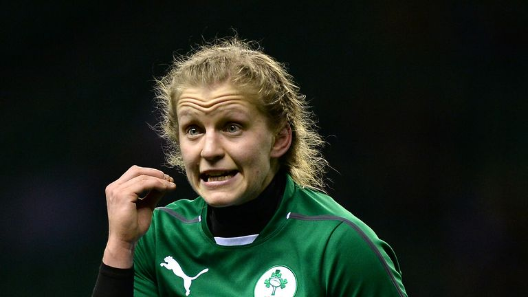Ireland flanker Claire Molloy will lead her country at the World Cup
